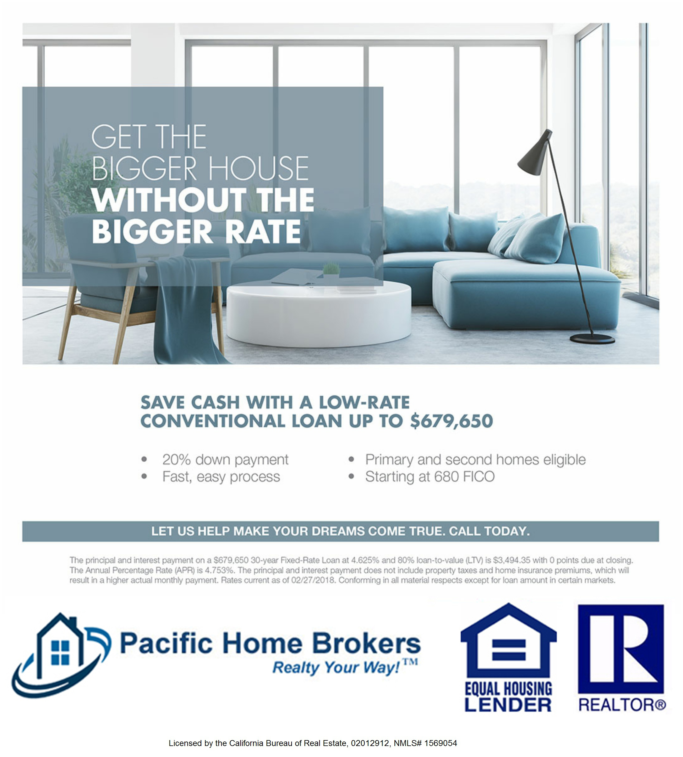 Pacific Home Brokers™\' Blog - #1 Client Centered Brokerage! True100 ...